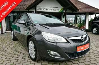 Opel Astra Bezwypadkowa z pełnym serwisem + 1600 Ecotec +116 KM + 103 t.km