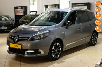 Renault Grand Scenic 1.6 dCi Energy Bose EU6, Gwarancja x 5, salon PL, fv VAT 23