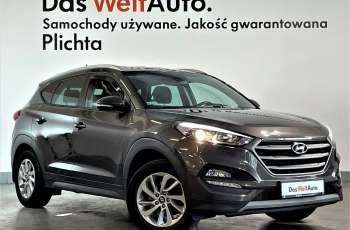 Hyundai Tucson 1.6GDI 132KM, Hak, Manual, Salon PL,