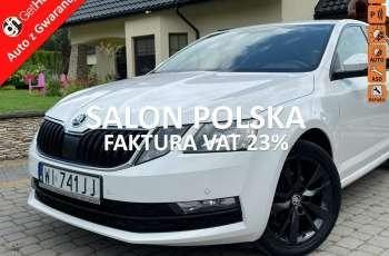 Skoda Octavia Salon PL Navi LEDY AF17 Serwis ASO 115KM FV23% 51 Netto