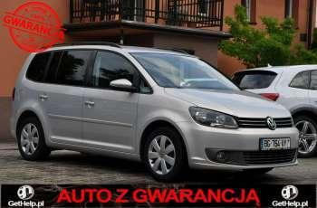 Volkswagen Touran 1.6TDI Bezwypadkowy Gwarancja 12m