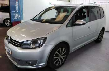 Volkswagen Touran 1.6TDI Nawi Alum Gwarancja 12m