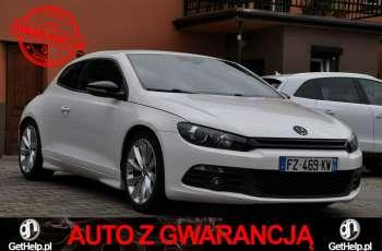 Volkswagen Scirocco 2.0TSI 210KM DSG BiXenon Nawi Multi Gwar