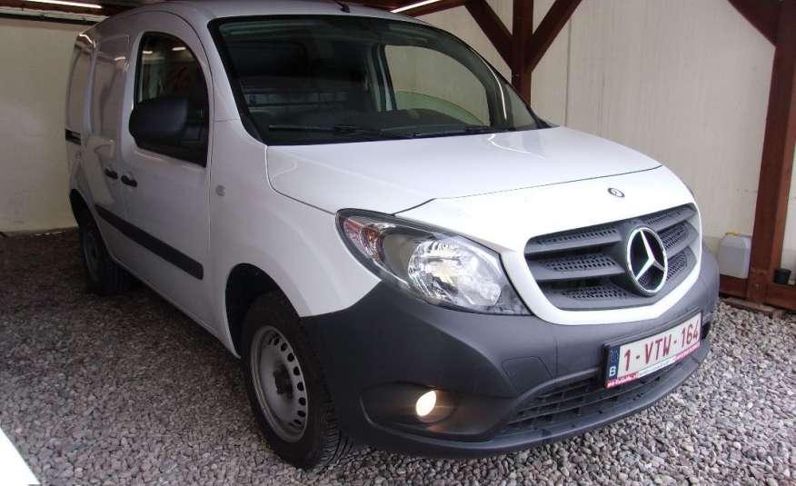 Mercedes Citan zdjęcie 3