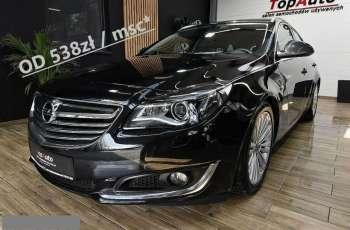 Opel Insignia LIFT 2.0cdti NAVI 112tys km COSMO ZAREJESTROWANY bezwypadkowy+GWARA