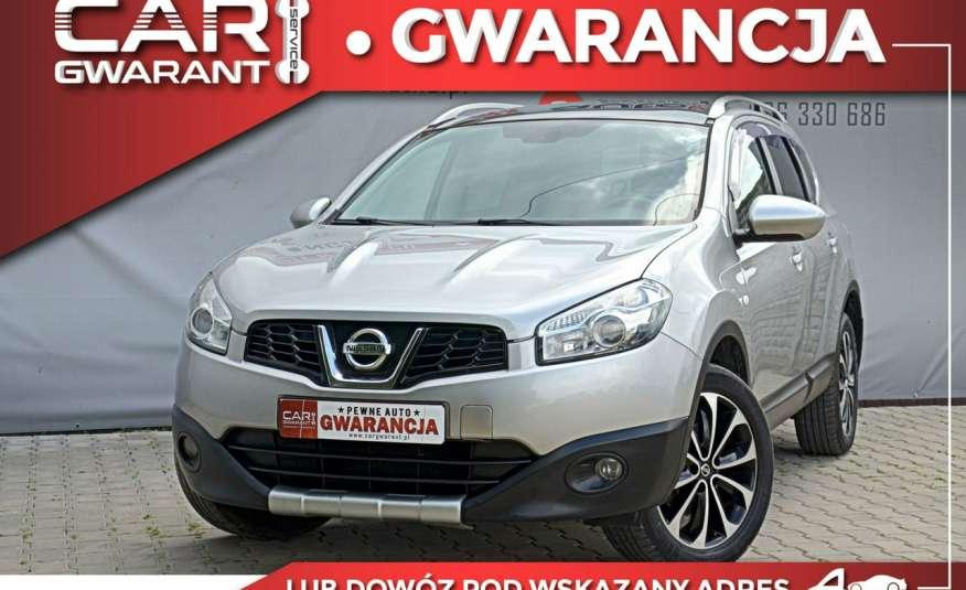 Nissan Qashqai+2 1.6 16V Raty Zamiana Opłacony Gwarancja zdjęcie 1