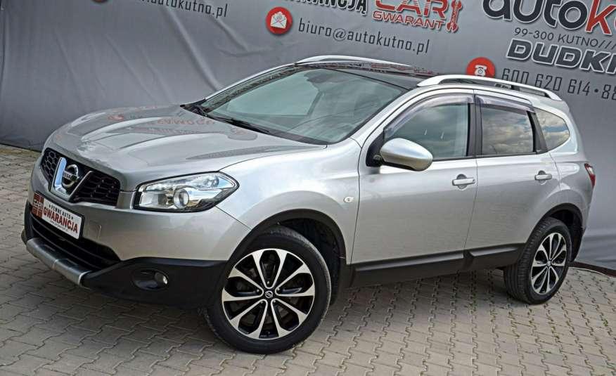 Nissan Qashqai+2 1.6 16V Raty Zamiana Opłacony Gwarancja zdjęcie 3