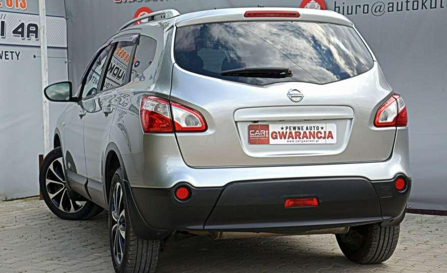 Nissan Qashqai+2 1.6 16V Raty Zamiana Opłacony Gwarancja zdjęcie 8