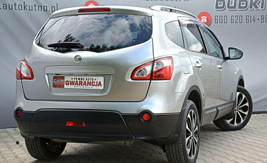 Nissan Qashqai+2 1.6 16V Raty Zamiana Opłacony Gwarancja zdjęcie 10