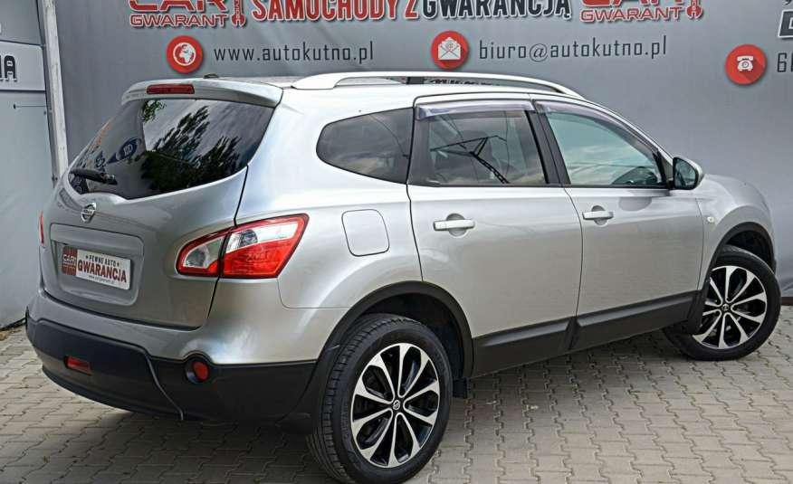 Nissan Qashqai+2 1.6 16V Raty Zamiana Opłacony Gwarancja zdjęcie 11