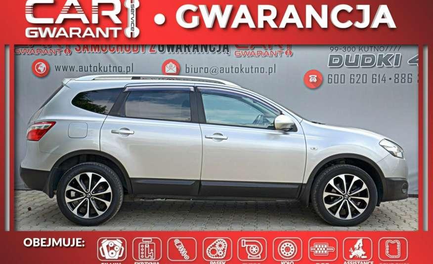 Nissan Qashqai+2 1.6 16V Raty Zamiana Opłacony Gwarancja zdjęcie 14