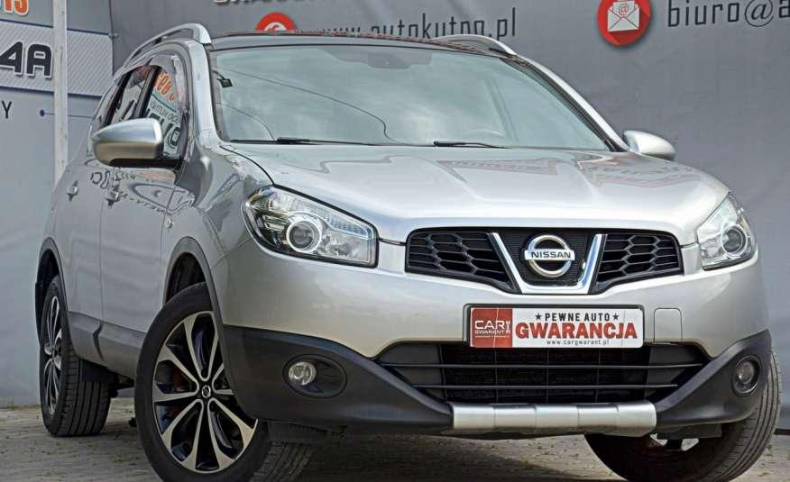 Nissan Qashqai+2 1.6 16V Raty Zamiana Opłacony Gwarancja zdjęcie 17