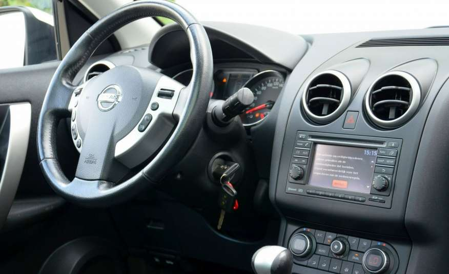 Nissan Qashqai+2 1.6 16V Raty Zamiana Opłacony Gwarancja zdjęcie 36