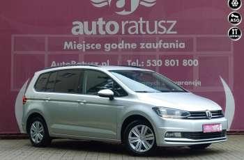 Volkswagen Touran FV 23% / Org. Lakier / Nawigacja / Tempomat / Gwarancja 12 mieś