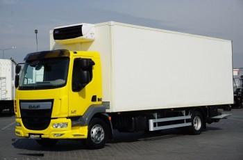 DAF / LF 250 / EURO 6 / CHŁODNIA + WINDA / 18 PALET / ŁAD. 8 800 KG