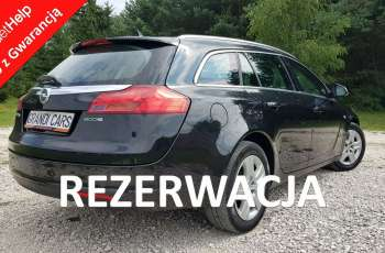 Opel Insignia 1.4T 140KM # Navi # Parktronic # Serwis do Końca # Super Stan