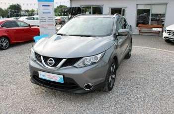 Nissan Qashqai Salon, kamera, automat, grzane fotele, panoramadachf-vat, gwarancja, benzyna