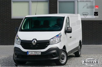 Renault Trafic LONG L2H1 NOWY MODEL