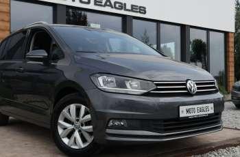 Volkswagen Touran TOURAN , PIĘKNY stan, Opłacony nowy model 2017
