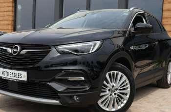 Opel Grandland X COSMO OPCJA PÓŁ-Skóra LED Kamera 3x asystent