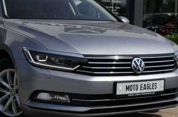 Volkswagen Passat PRZEPIĘKNY PASSAT   Pełny LED   3xklima  2018 kamera grz.fotele