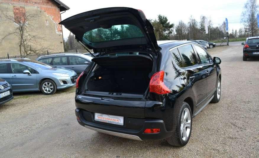 Peugeot 3008 Allure 2.0 HDI 150KM Dach Panoramiczny Nawigacja JBL Head UP zdjęcie 9