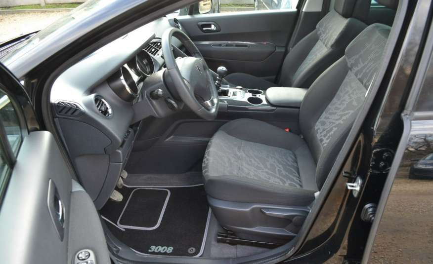 Peugeot 3008 Allure 2.0 HDI 150KM Dach Panoramiczny Nawigacja JBL Head UP zdjęcie 10
