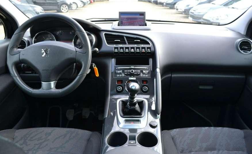Peugeot 3008 Allure 2.0 HDI 150KM Dach Panoramiczny Nawigacja JBL Head UP zdjęcie 13