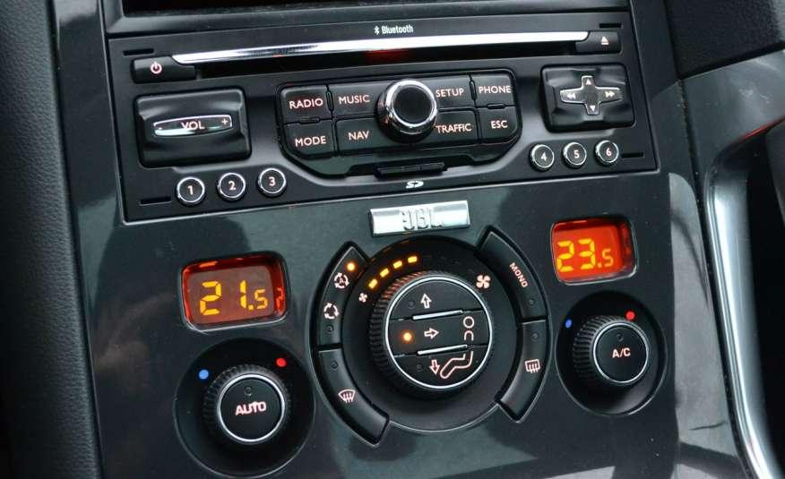 Peugeot 3008 Allure 2.0 HDI 150KM Dach Panoramiczny Nawigacja JBL Head UP zdjęcie 28