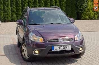 Fiat Sedici 12 Lift Klima 4 x 4