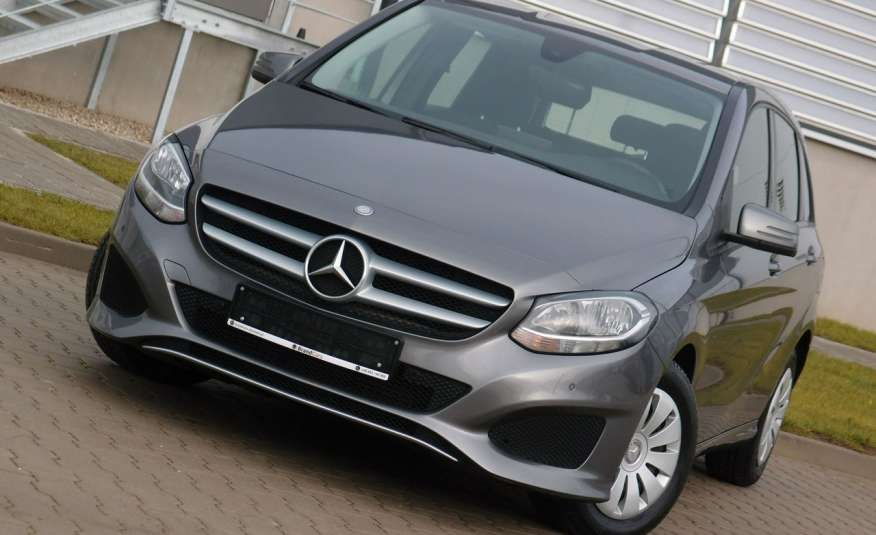 Mercedes B 180 LIFT / Navi / Parktronik / Tempomat / Serwis / IDEALNY / ROK GWARANCJI zdjęcie 9
