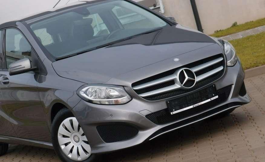 Mercedes B 180 LIFT / Navi / Parktronik / Tempomat / Serwis / IDEALNY / ROK GWARANCJI zdjęcie 12
