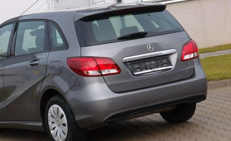 Mercedes B 180 LIFT / Navi / Parktronik / Tempomat / Serwis / IDEALNY / ROK GWARANCJI zdjęcie 13