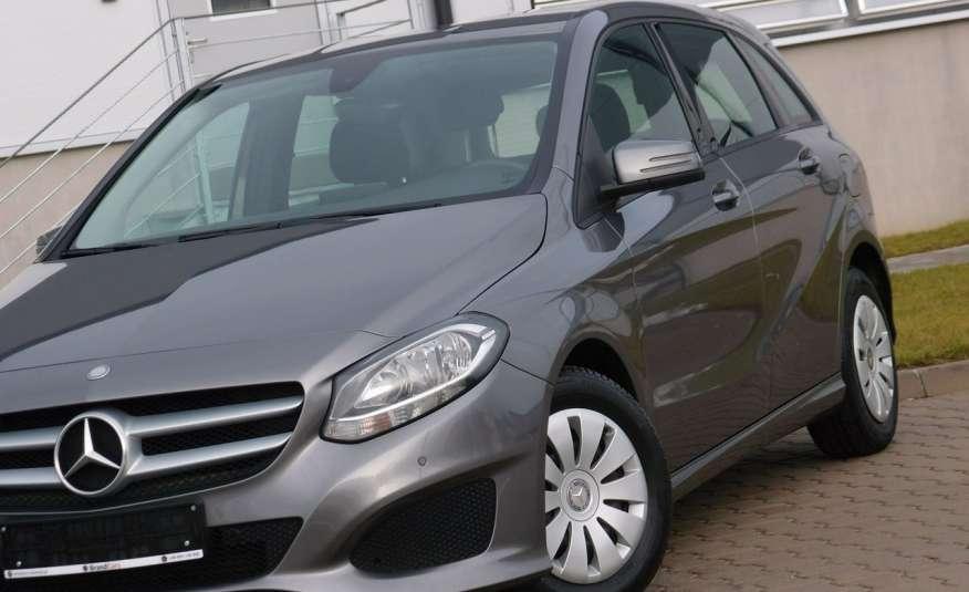 Mercedes B 180 LIFT / Navi / Parktronik / Tempomat / Serwis / IDEALNY / ROK GWARANCJI zdjęcie 14
