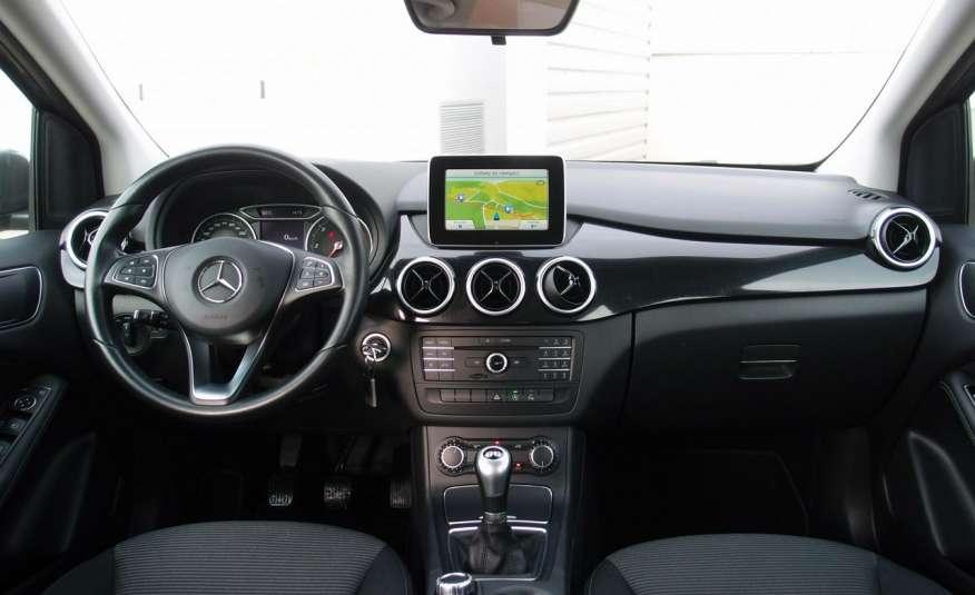Mercedes B 180 LIFT / Navi / Parktronik / Tempomat / Serwis / IDEALNY / ROK GWARANCJI zdjęcie 29
