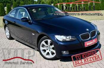 BMW 325 2, 5B Serwis, Skóry, Automat, Navigacja, Fot. z pamięcią., OKA