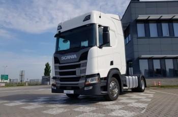 Scania R450A4X2EB MEGA EURO 6 RETARDER