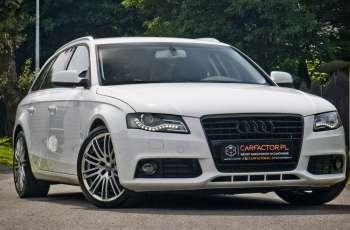 Audi A4 Alu, Xenon, Led, Zadbana, Niski Przebieg, Gwarancja
