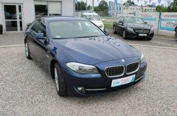 BMW 520 Salon Polska 2.0 D Skóra Navi