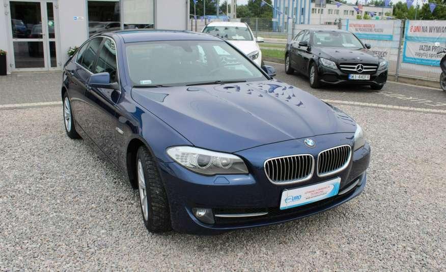 BMW 520 Salon Polska 2.0 D Skóra Navi zdjęcie 1