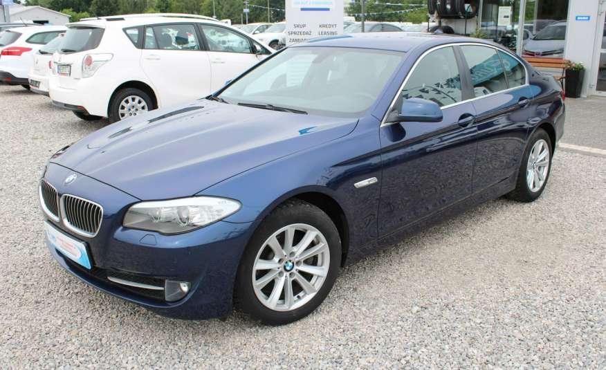 BMW 520 Salon Polska 2.0 D Skóra Navi zdjęcie 2