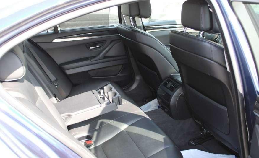 BMW 520 Salon Polska 2.0 D Skóra Navi zdjęcie 5