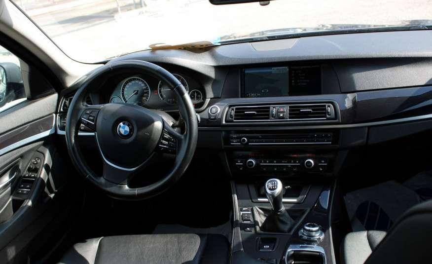 BMW 520 Salon Polska 2.0 D Skóra Navi zdjęcie 7