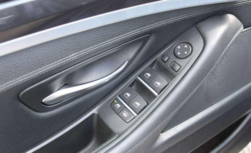 BMW 520 Salon Polska 2.0 D Skóra Navi zdjęcie 10
