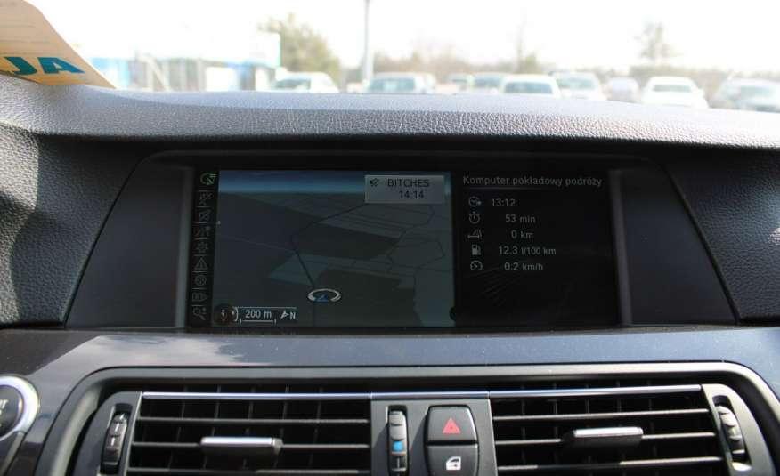 BMW 520 Salon Polska 2.0 D Skóra Navi zdjęcie 12