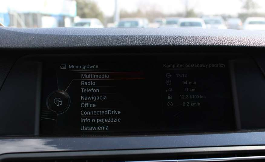 BMW 520 Salon Polska 2.0 D Skóra Navi zdjęcie 13