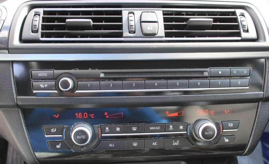 BMW 520 Salon Polska 2.0 D Skóra Navi zdjęcie 14