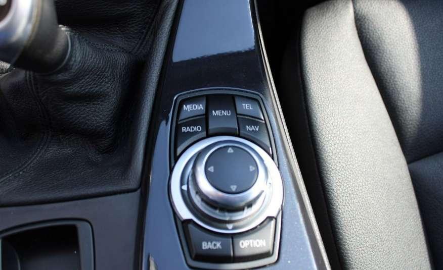 BMW 520 Salon Polska 2.0 D Skóra Navi zdjęcie 19