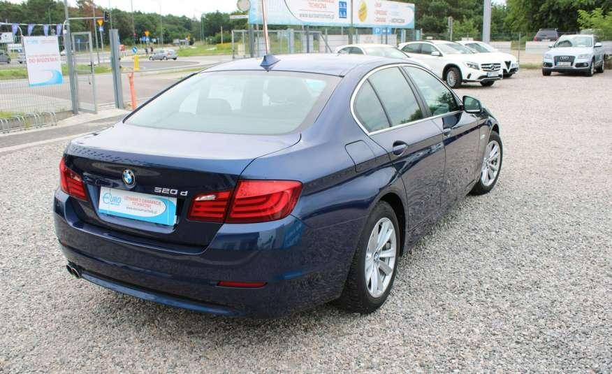 BMW 520 Salon Polska 2.0 D Skóra Navi zdjęcie 23