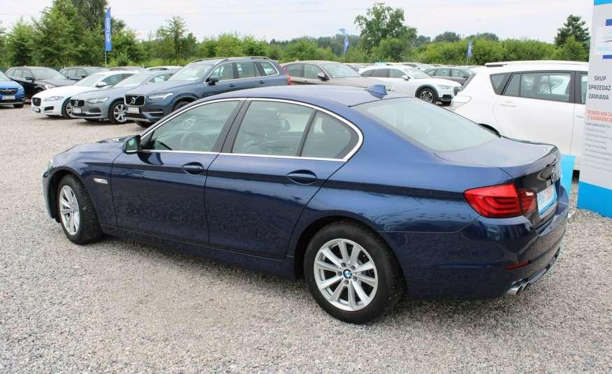 BMW 520 Salon Polska 2.0 D Skóra Navi zdjęcie 25